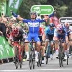 Julian Alaphilippe wins in Bristol