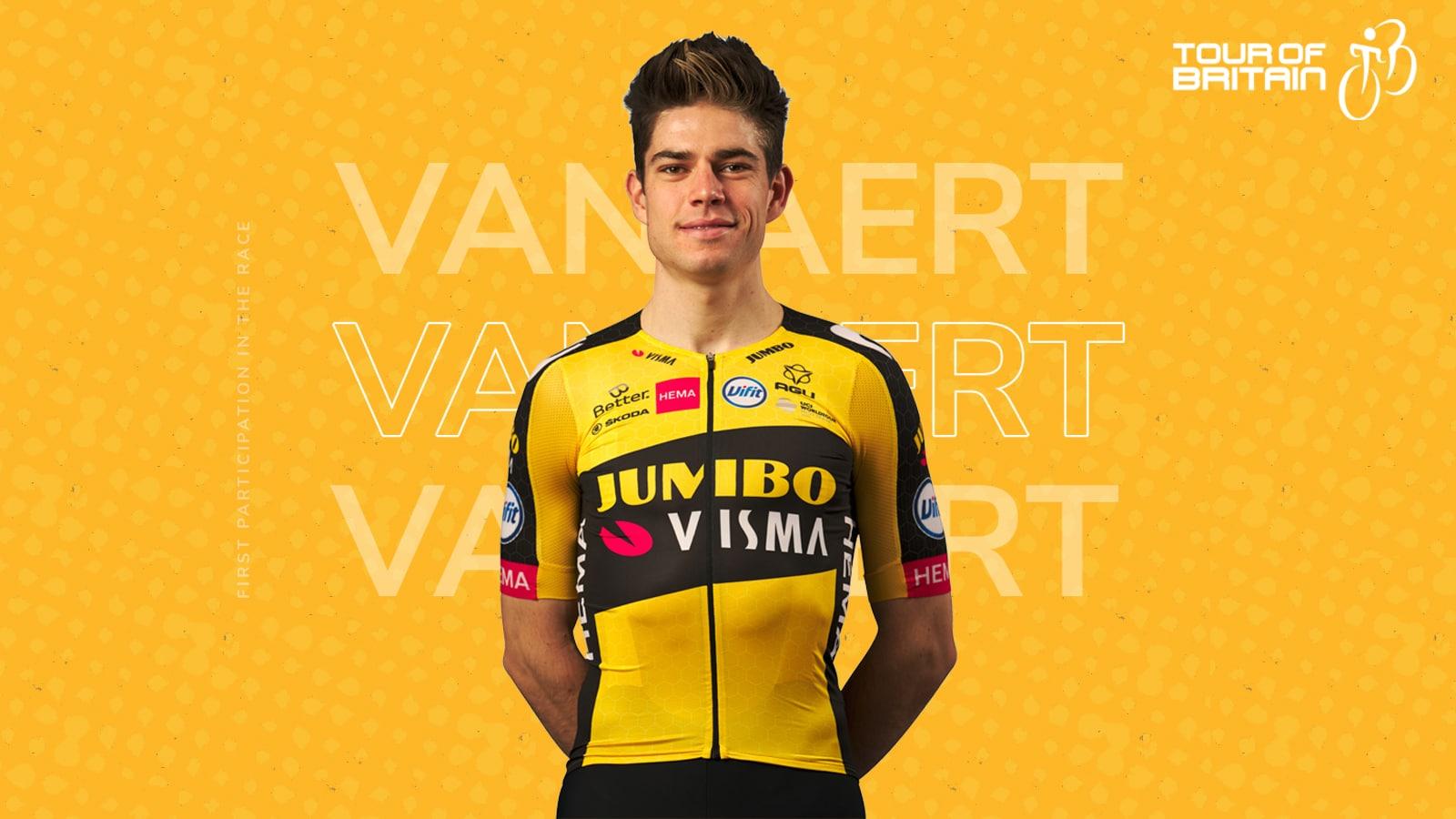 Photo of Wout Van Aert