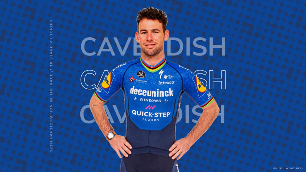 Mark Cavendish revealed as first rider for the 2021 Tour of Britain