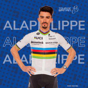 World Champion Julian Alaphilippe