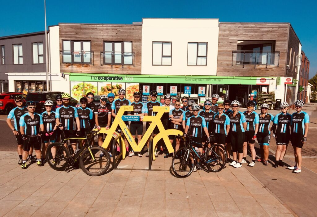 cranbrook cycle club